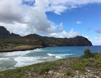 Haula Beach Mahaulepu Kauai