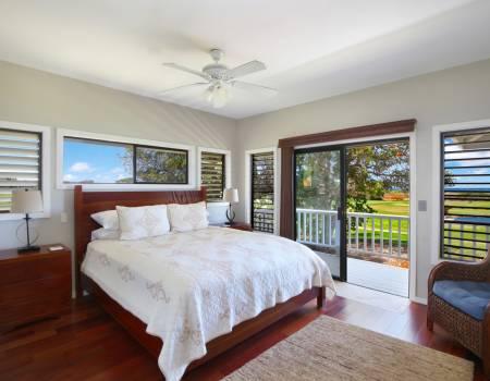 Master Suite at Poipu Wai Hale