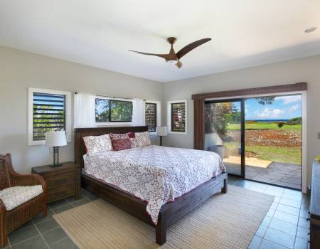 Guest Bedroom at Poipu Wai Hale