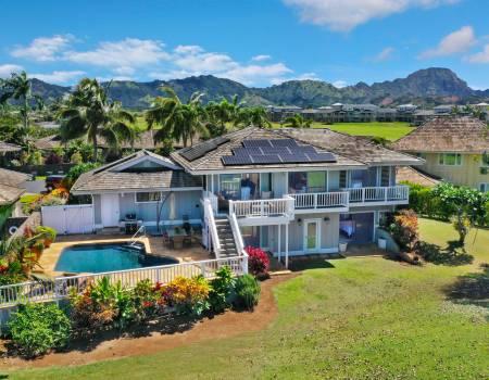Poipu Wai Hale - Spacious, Family-friendly, 3 bedrooms, 4 baths in Poipu Kauai
