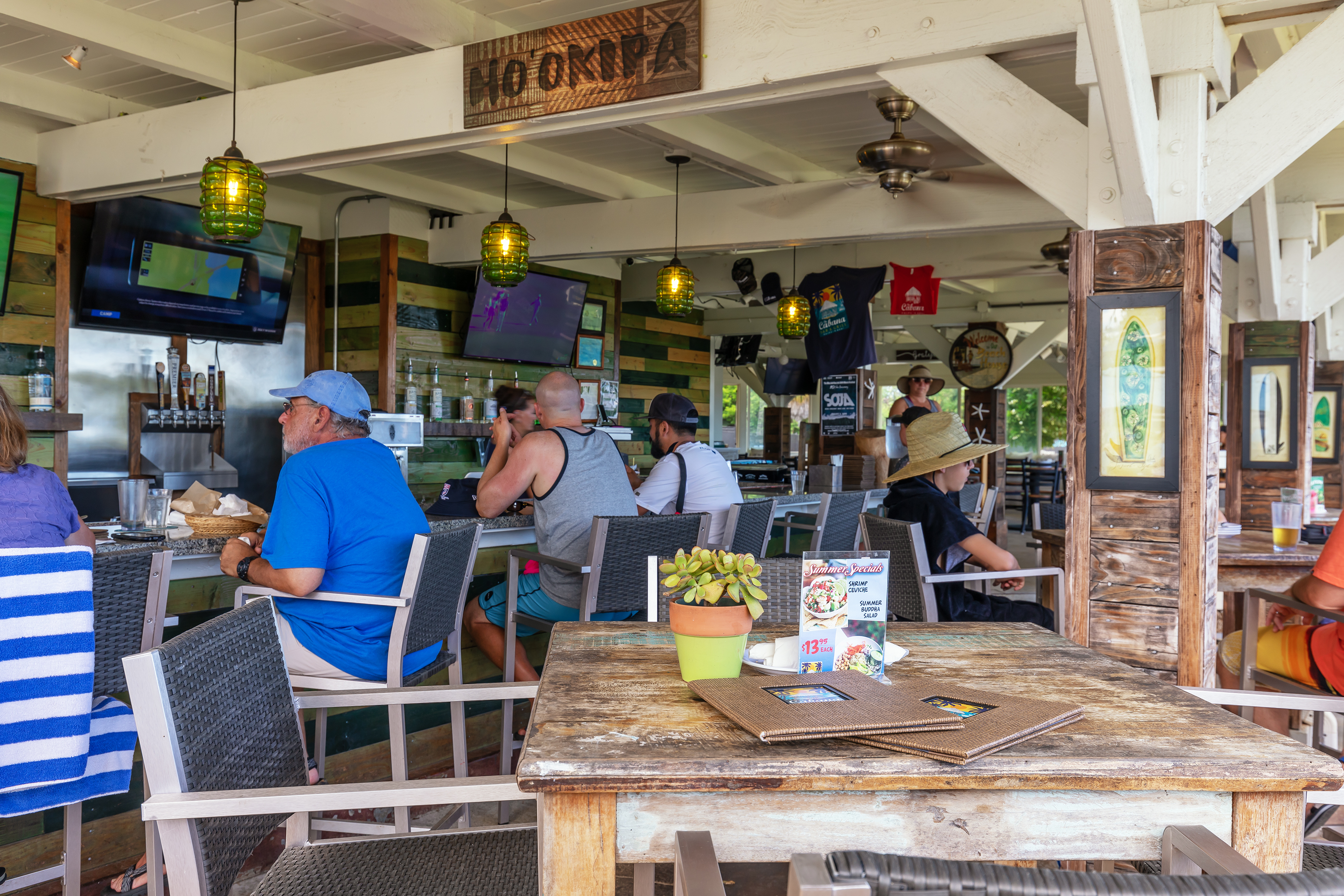 The Cabana Bar and Grill Poipu Kauai