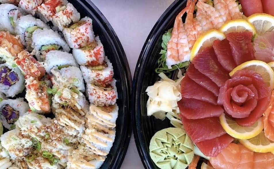 Big Monster Sushi Food Truck