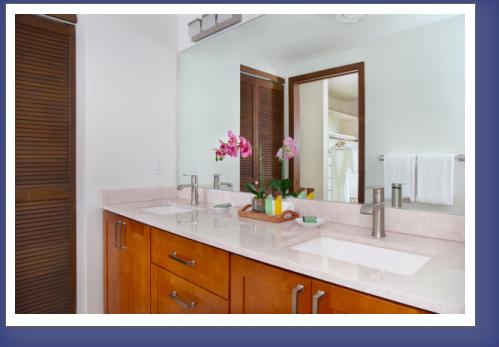 Kahala 422 Bath Upgrade After Remodel