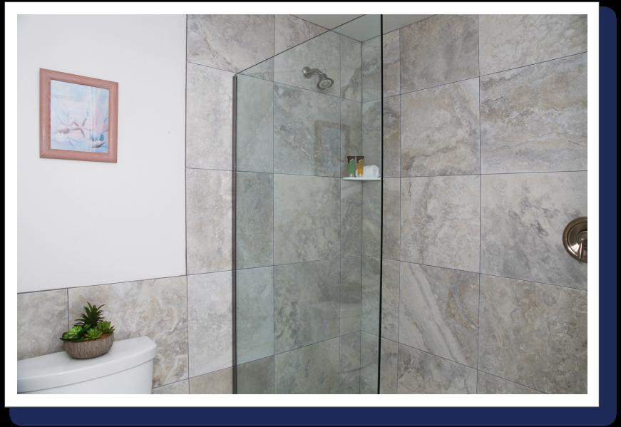 KAH422 Shower After Remodel