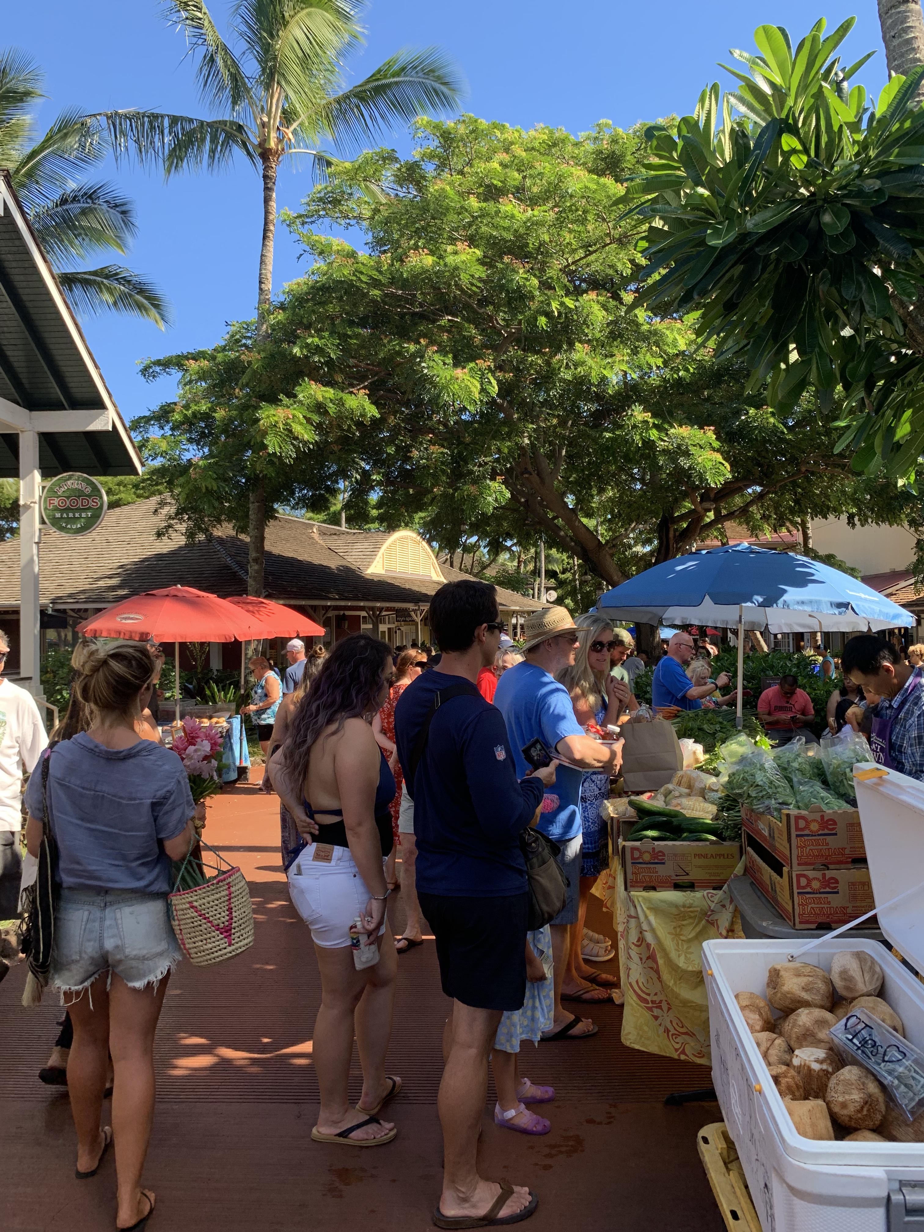Kauai Culinary Market at The Shops at Kukuiula
